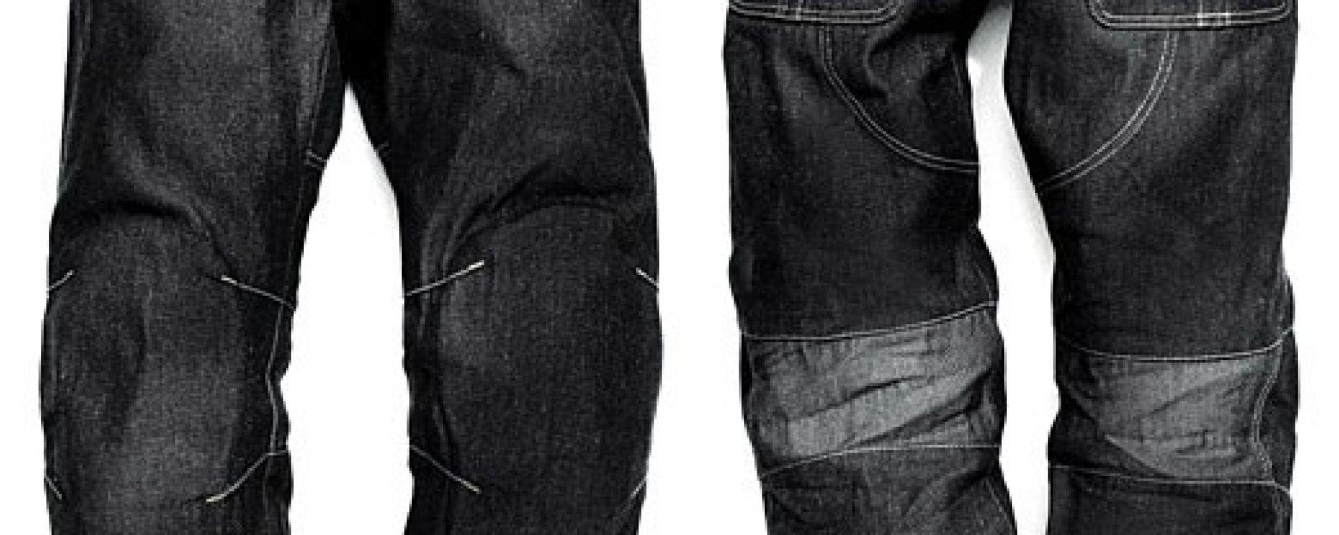 Esquad: il jeans più duro dell'acciaio