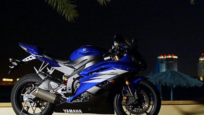 Immagine 31: Yamaha R6 2006