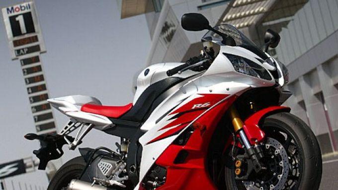 Immagine 32: Yamaha R6 2006