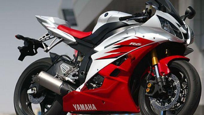 Immagine 33: Yamaha R6 2006