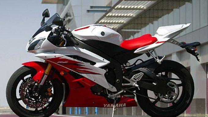 Immagine 1: Yamaha R6 2006