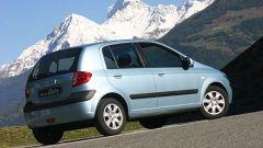 Hyundai Getz 2005 - Immagine: 16