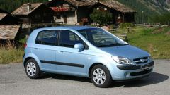 Hyundai Getz 2005 - Immagine: 14