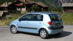 Hyundai Getz 2005 - Immagine: 12