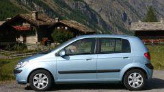 Hyundai Getz 2005 - Immagine: 11