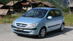 Hyundai Getz 2005 - Immagine: 10