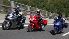 Confronto Sport Touring - Immagine: 46