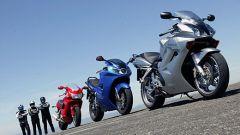 Confronto Sport Touring - Immagine: 8