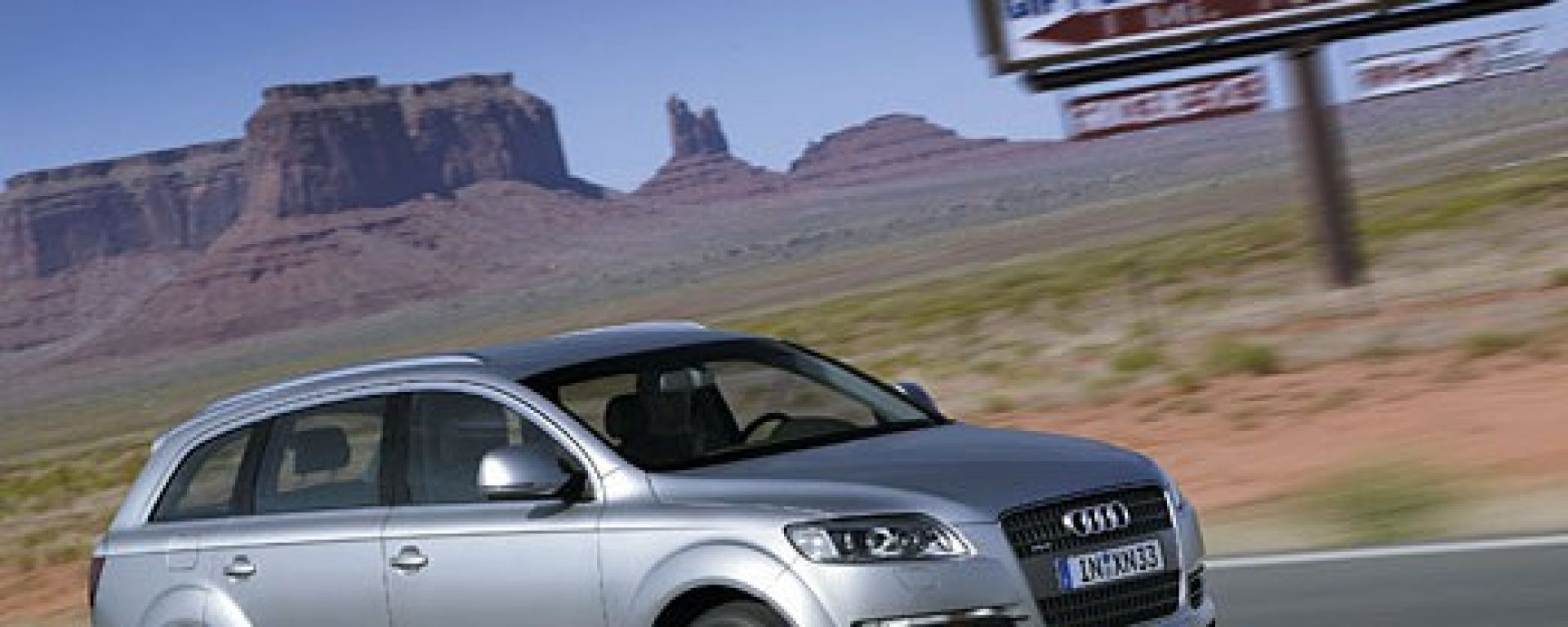 Audi Q7: ecco i prezzi