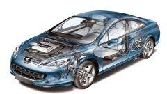 Peugeot 407 Coupé - Immagine: 6