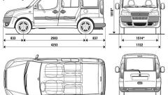 Fiat Nuova Doblò - Immagine: 15