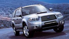 Subaru Forester 2006 - Immagine: 9