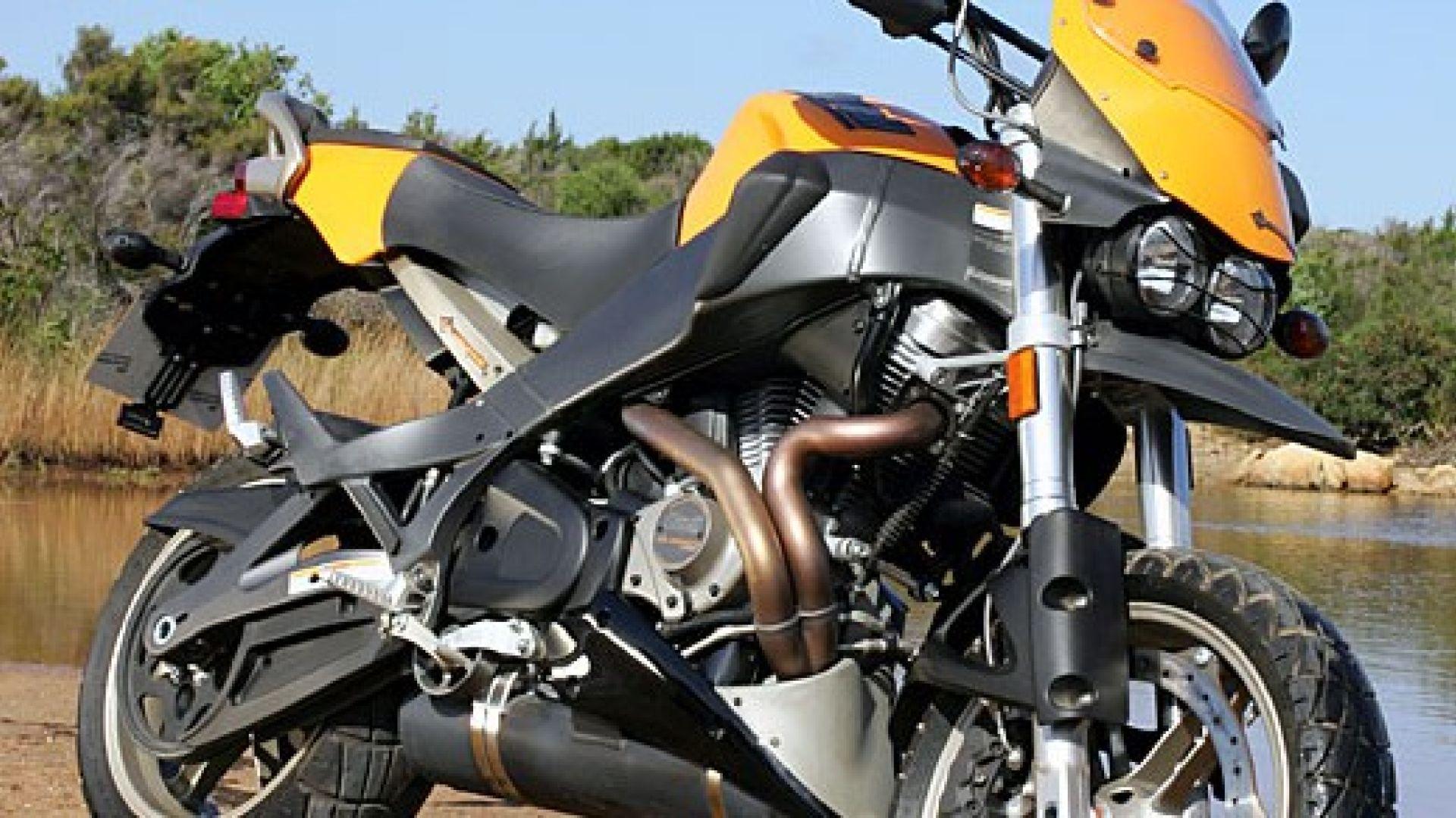 prova: buell xb12x ulysses - motorbox