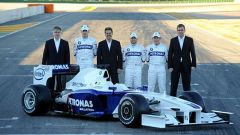 Bmw Sauber F1.09 - Immagine: 6