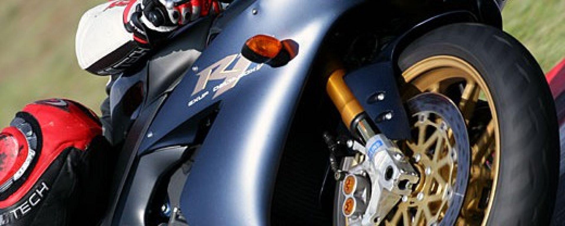 Yamaha R1 2006 & R1SP