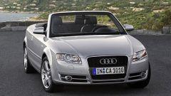 Audi A4 e S4 Cabriolet 2006 - Immagine: 6
