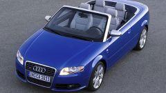 Audi A4 e S4 Cabriolet 2006 - Immagine: 18