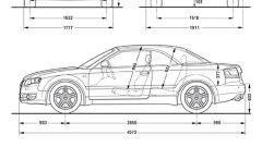 Audi A4 e S4 Cabriolet 2006 - Immagine: 14