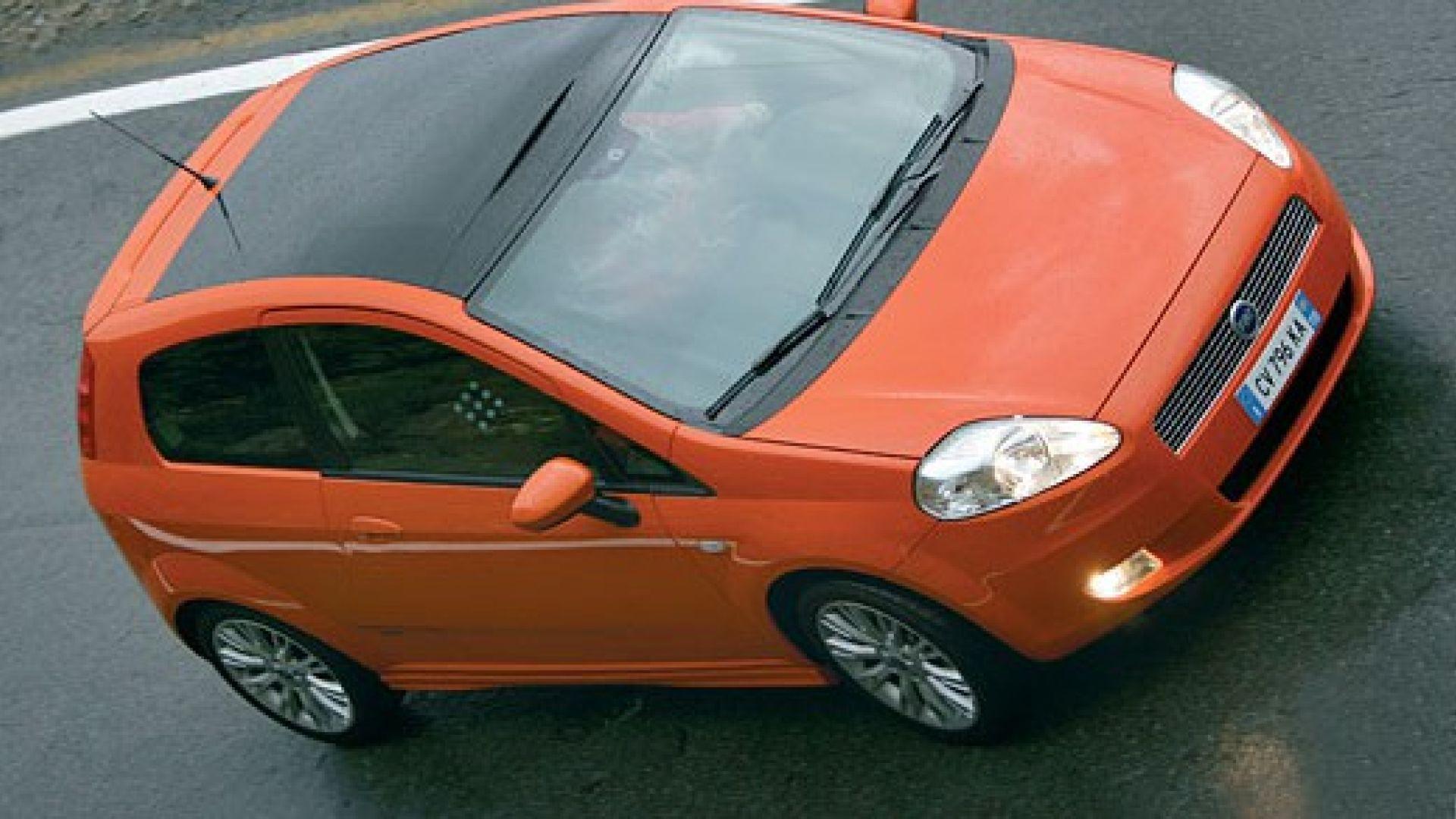 Immagine 23: Fiat Grande Punto