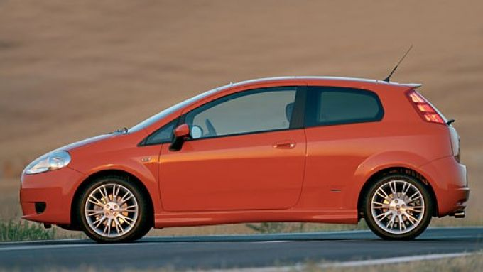 Immagine 34: Fiat Grande Punto