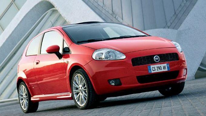 Immagine 17: Fiat Grande Punto
