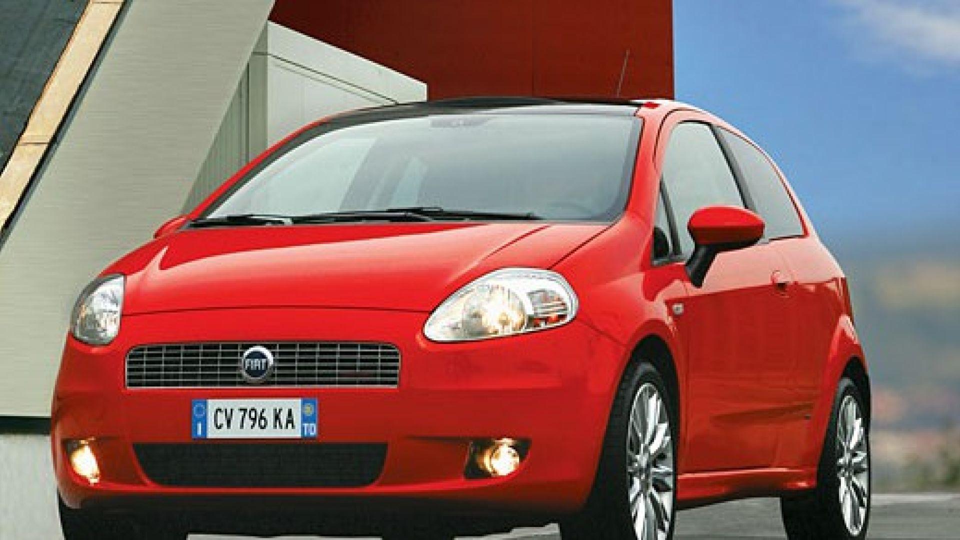 Immagine 16: Fiat Grande Punto