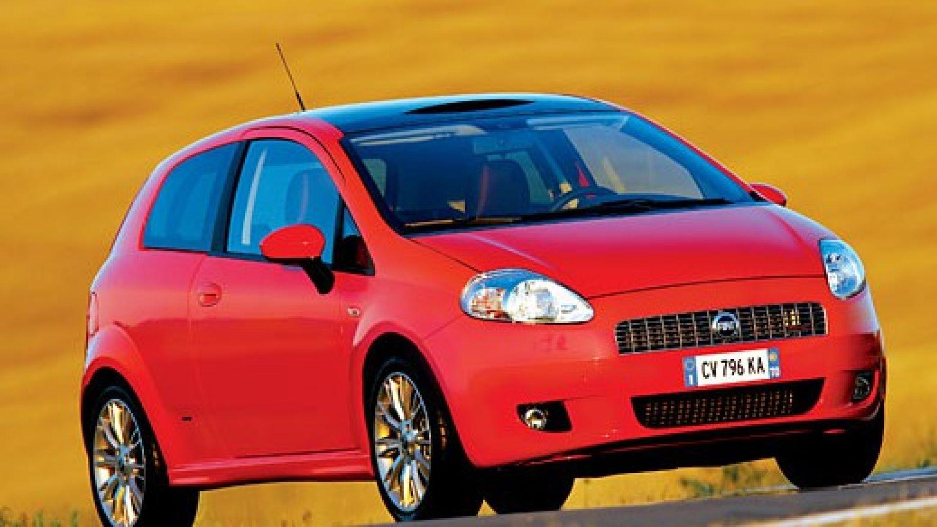 Immagine 15: Fiat Grande Punto