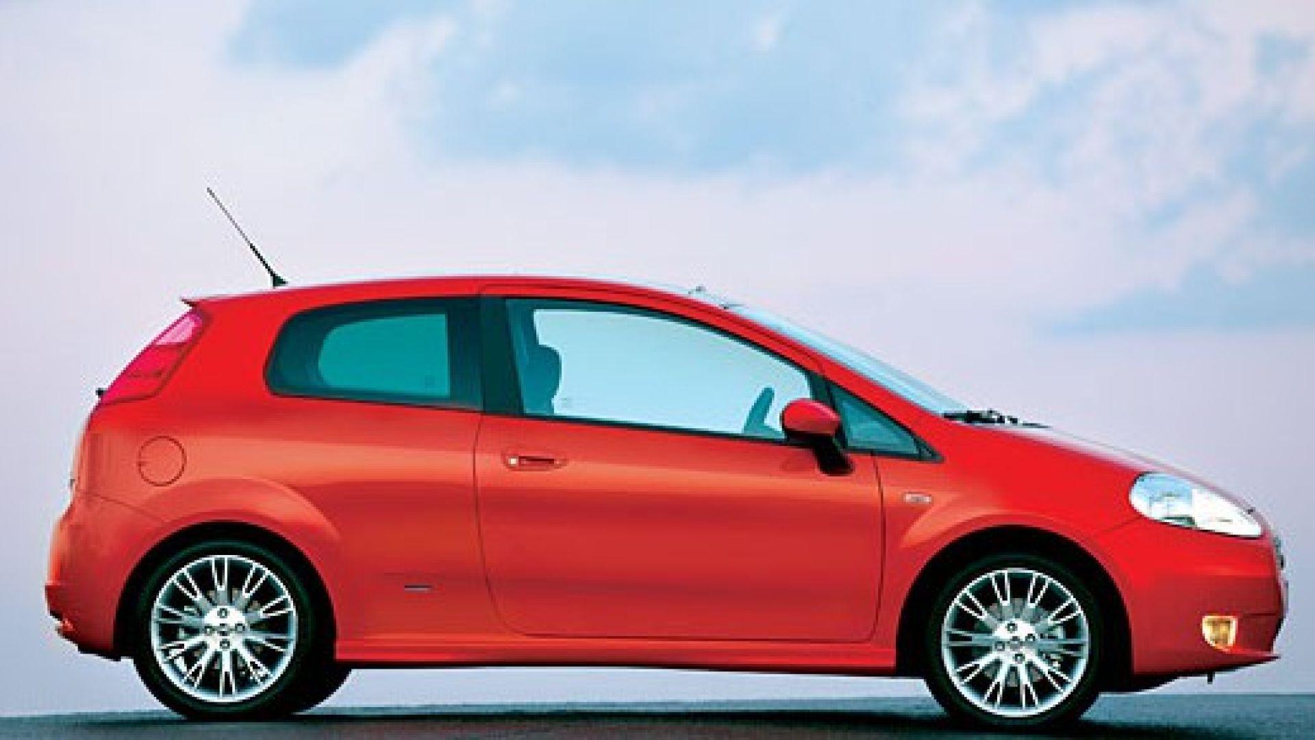 Immagine 14: Fiat Grande Punto