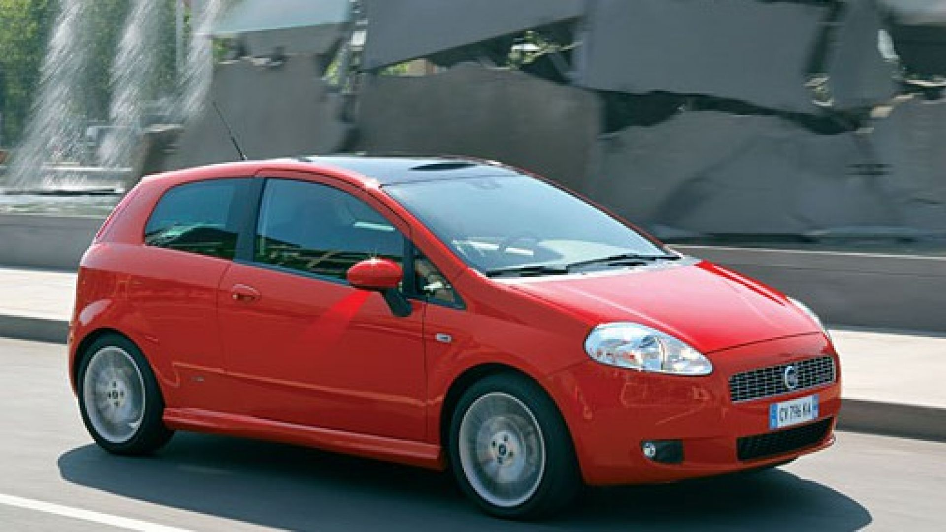 Immagine 11: Fiat Grande Punto