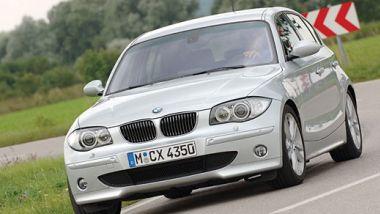 Listino prezzi BMW Serie 1 5p