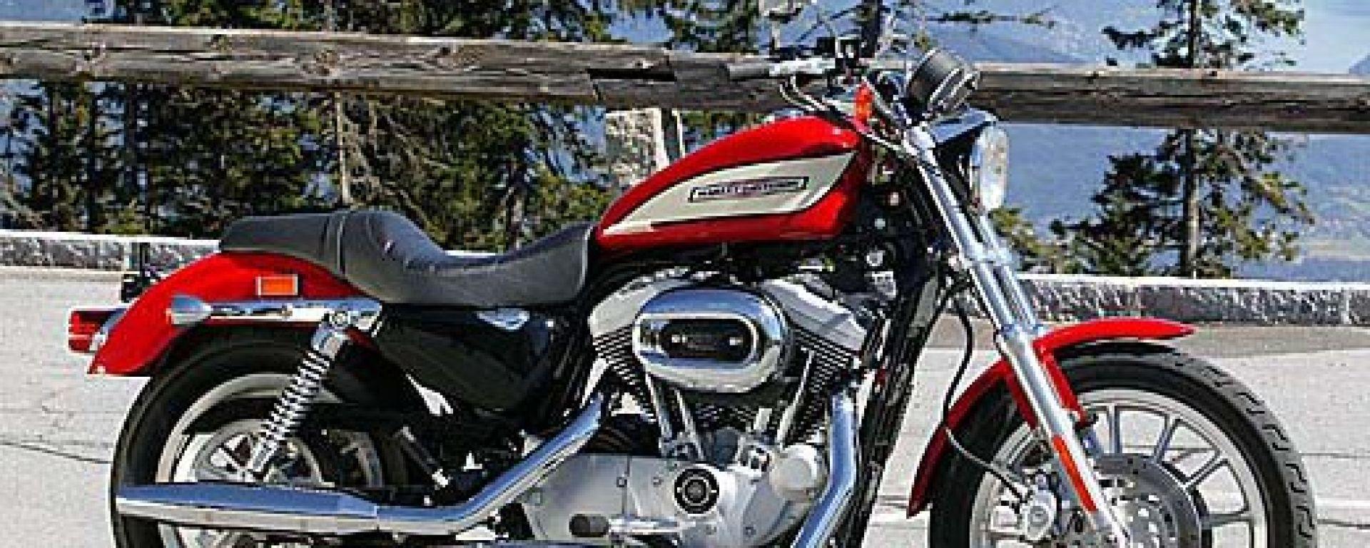 Harley Davidson Sportster R
