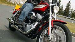 Harley Davidson Sportster R - Immagine: 8