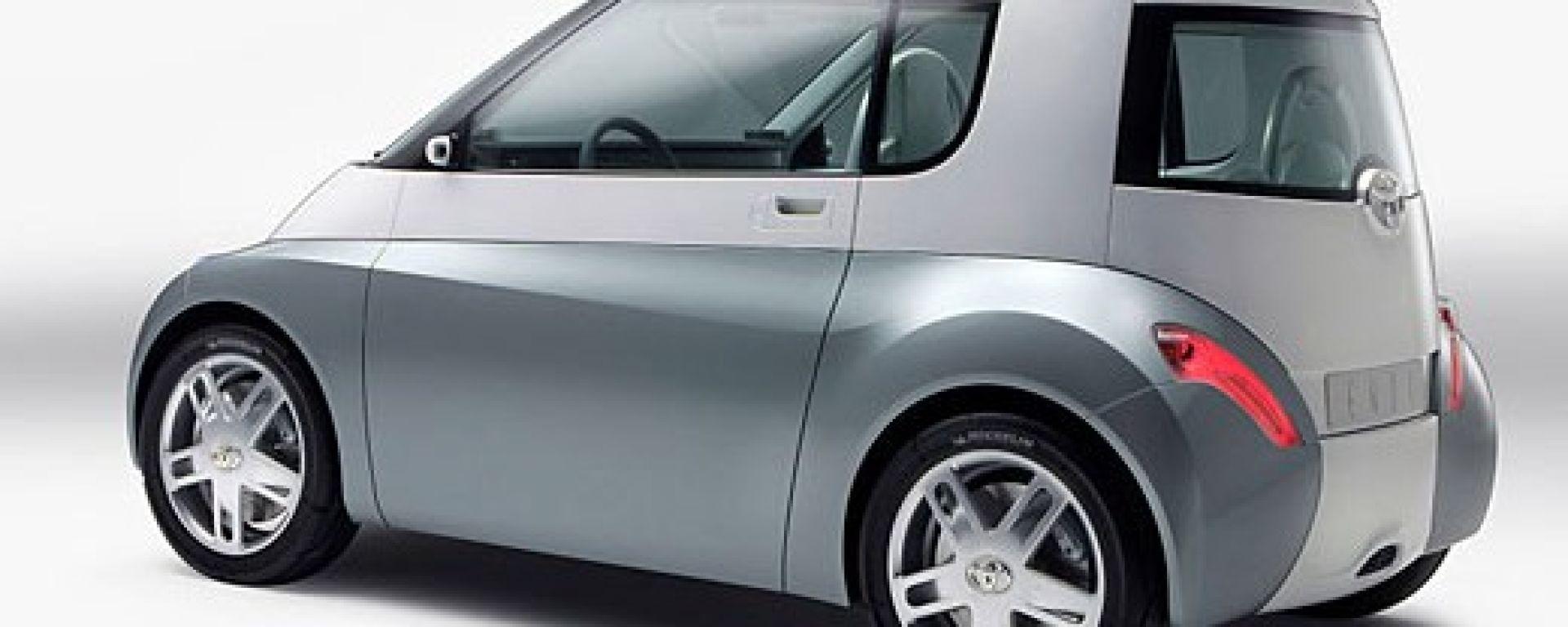 Toyota Endo: l'anti Smart