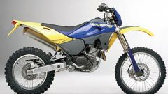 Husqvarna TE 610 & off road 2006 - Immagine: 2
