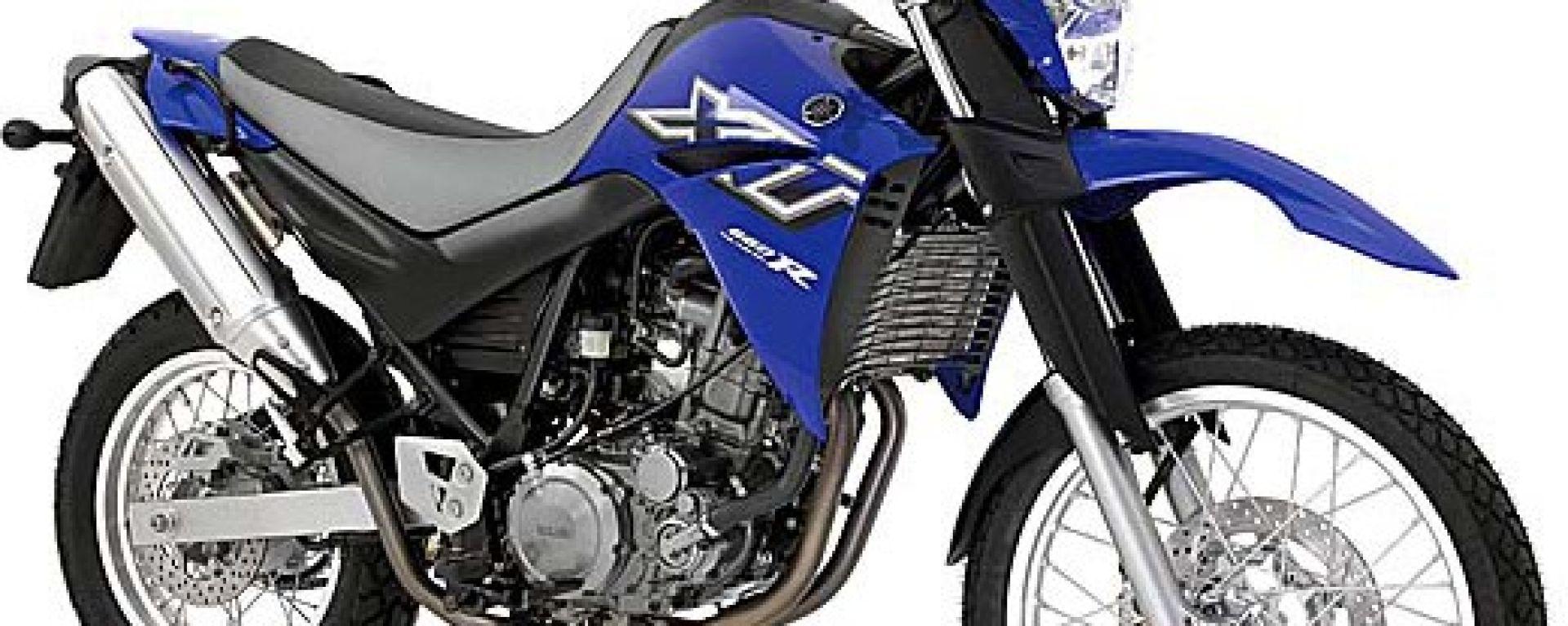 Test Drive Yamaha Xt 660 R Motorbox