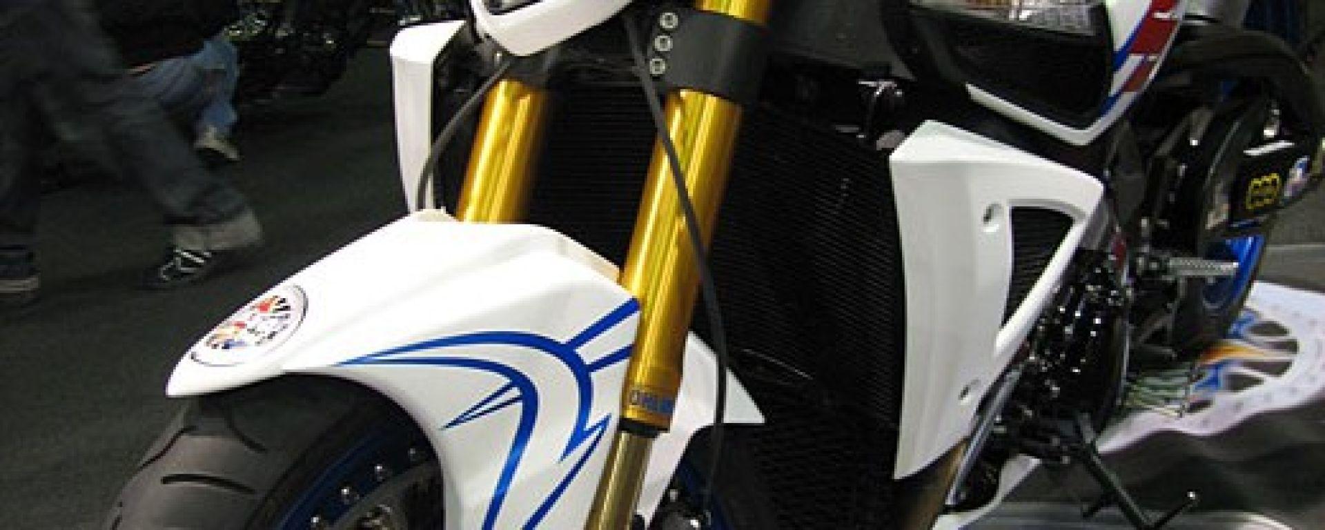 La gallery delle moto