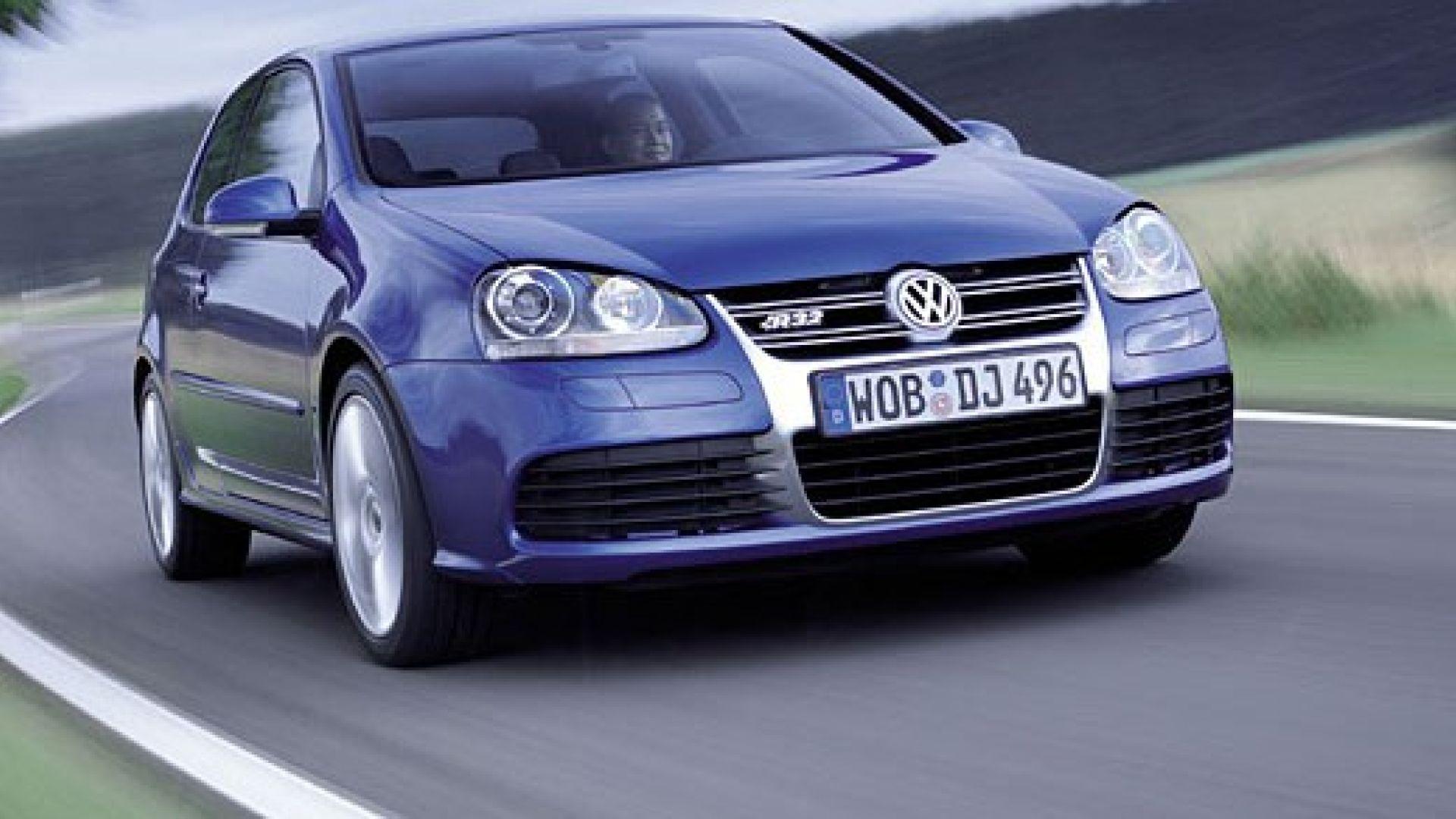 Immagine 7: Volkswagen Golf R32