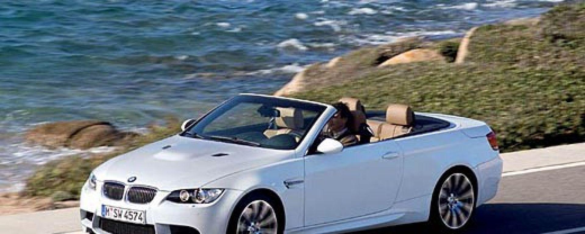 test drive bmw m3 cabrio motorbox. Black Bedroom Furniture Sets. Home Design Ideas