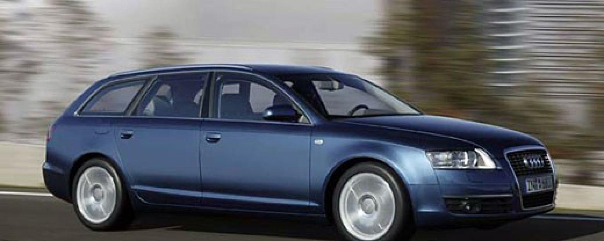 AUDI: nuovo Turbo FSI da 170 cv per la A6