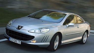Listino prezzi Peugeot 407 Coupé
