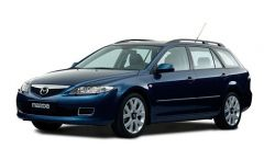 Mazda 6 2005 - Immagine: 22