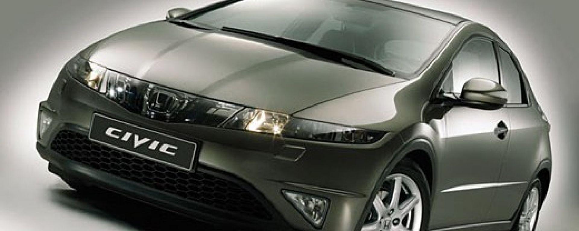 Honda Civic 2006: le foto ufficiali