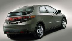 Honda Civic 2006: le foto ufficiali - Immagine: 3