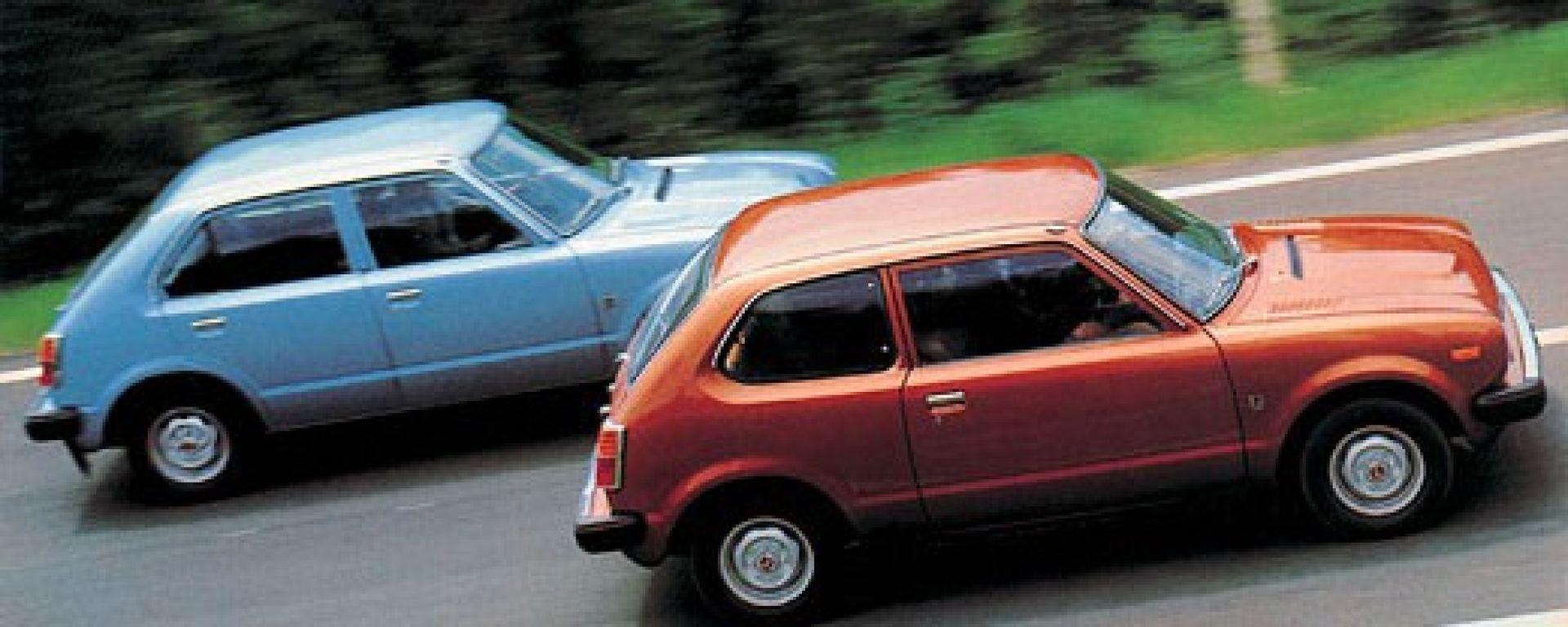 33 anni di Honda Civic