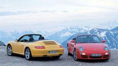 Porsche 911 Carrera 4 e 4S Cabriolet - Immagine: 18