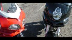 Navigator vs Multistrada DS - Immagine: 1