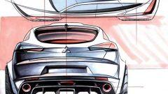 Mitsubishi Sportback Concept - Immagine: 2