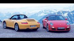 Porsche Carrera 4 e 4S Cabrio - Immagine: 1