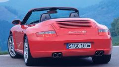 Porsche Carrera 4 e 4S Cabrio - Immagine: 2