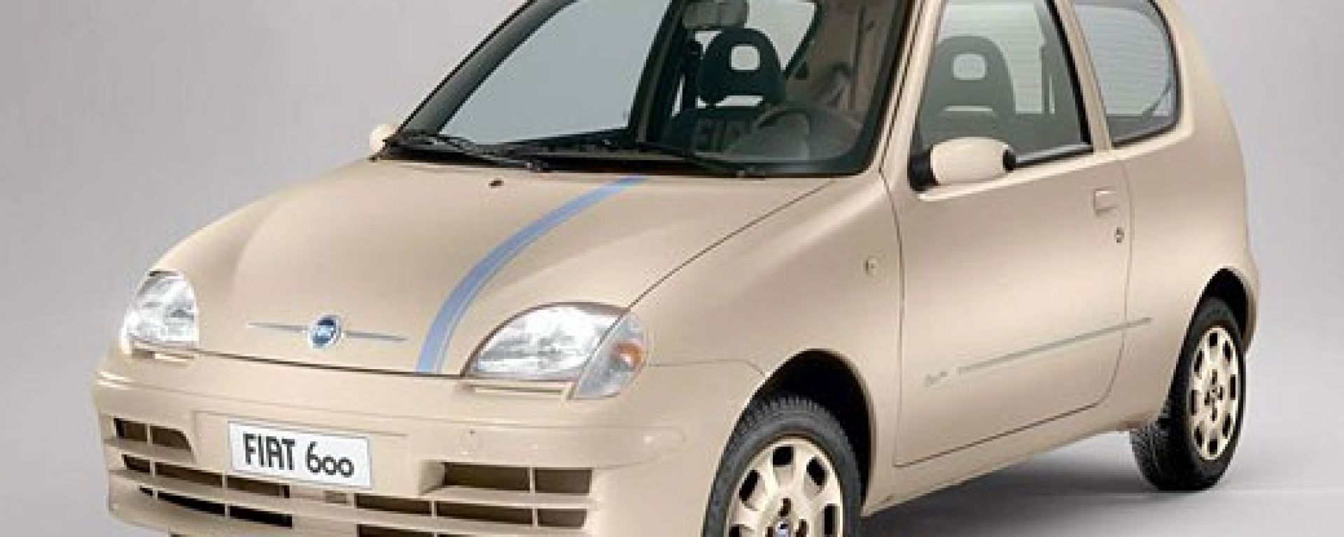 Fiat 600 50th